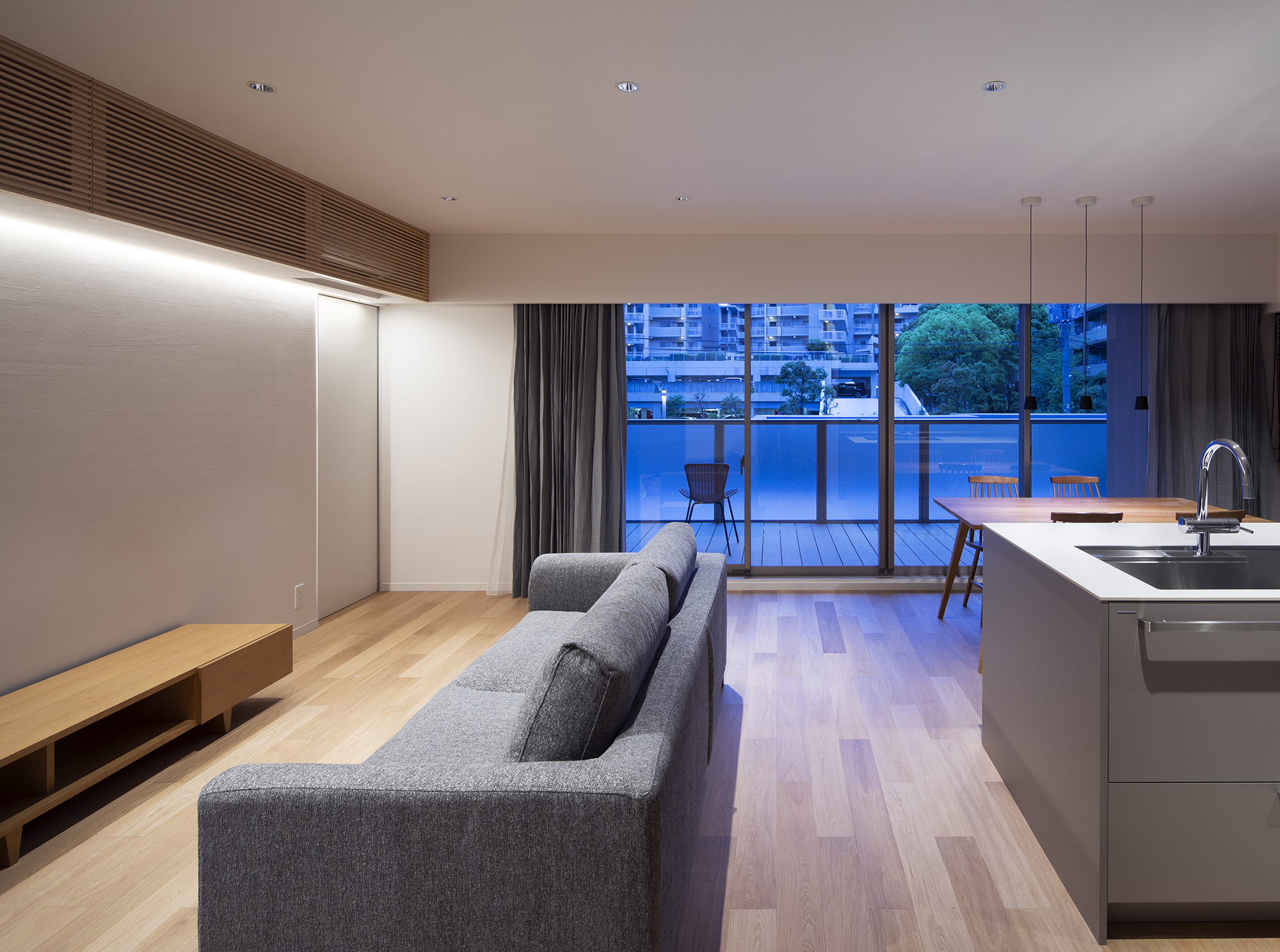 吹田の家3|マンションリフォー|一級建築士事務所エヌアールエム|建築家