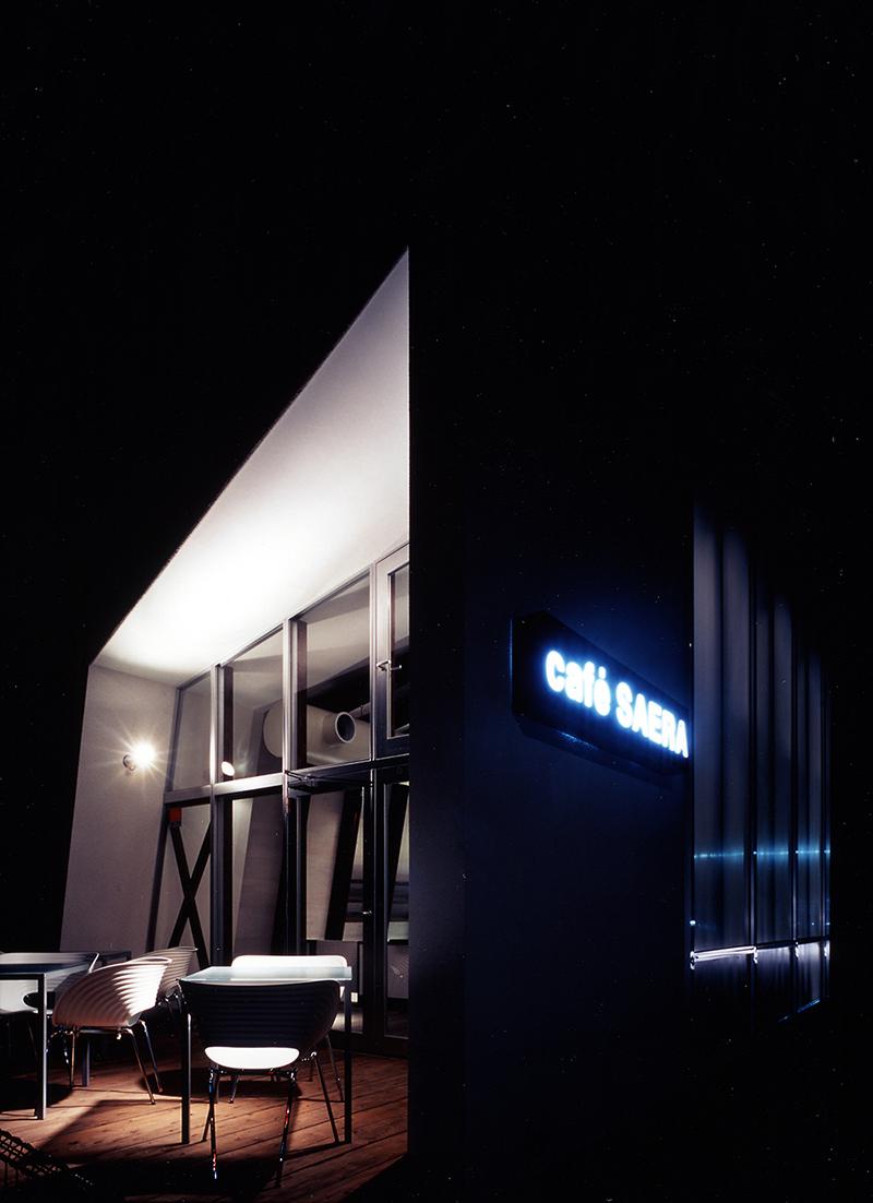 cafe SAERA 一級建築士事務所エヌアールエム カフェ 貝塚 大阪