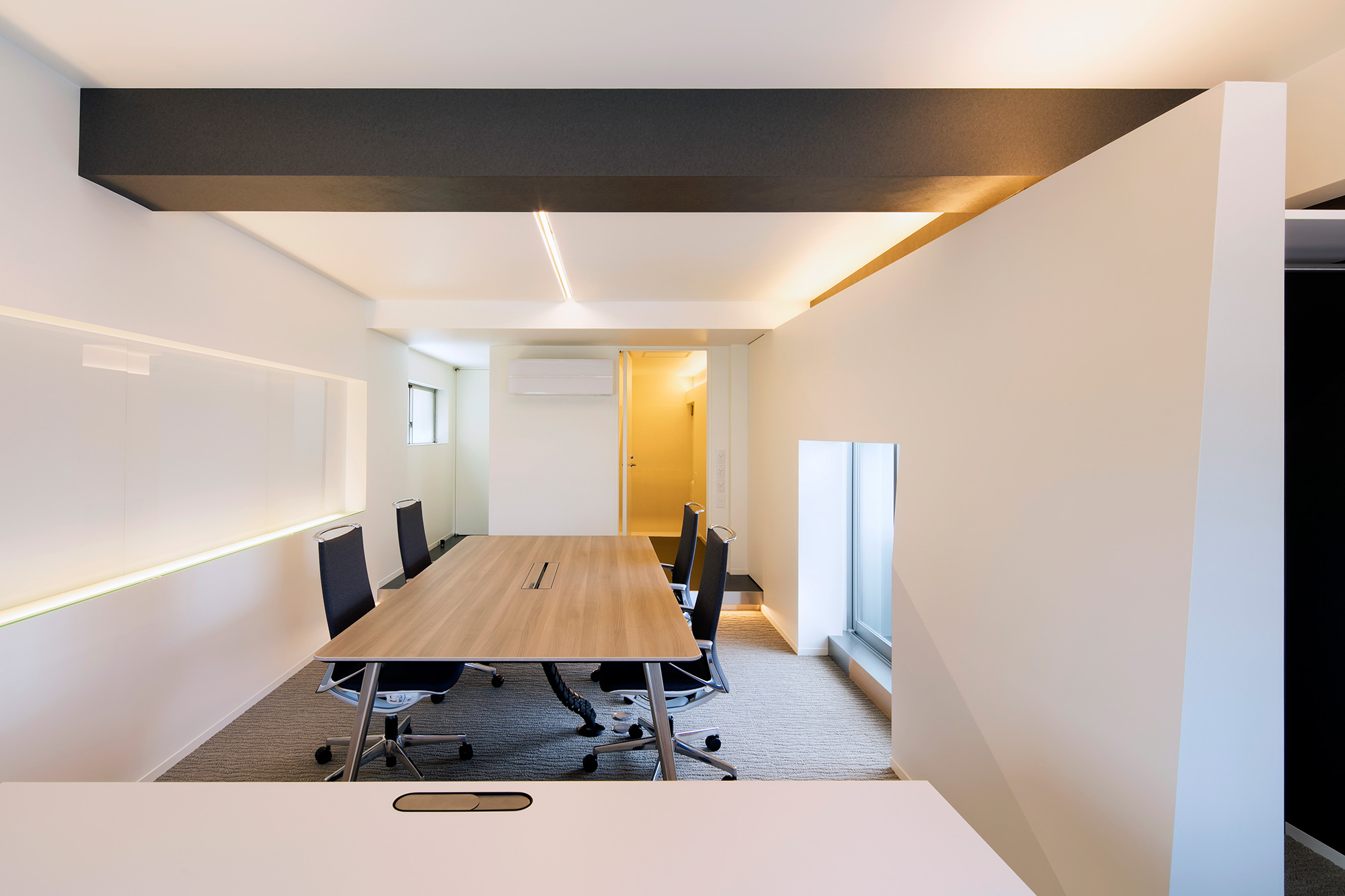 西宮のオフィス|一級建築士事務所エヌアールエム|建築家|兵庫|西宮
