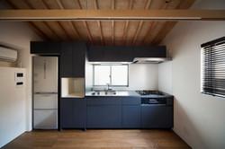 キッチン|石橋の家|一級建築士事務所エヌアールエム