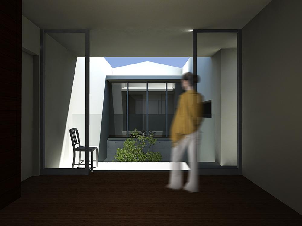 下鴨の家 大阪の設計事務所 一級建築士事務所エヌアールエム