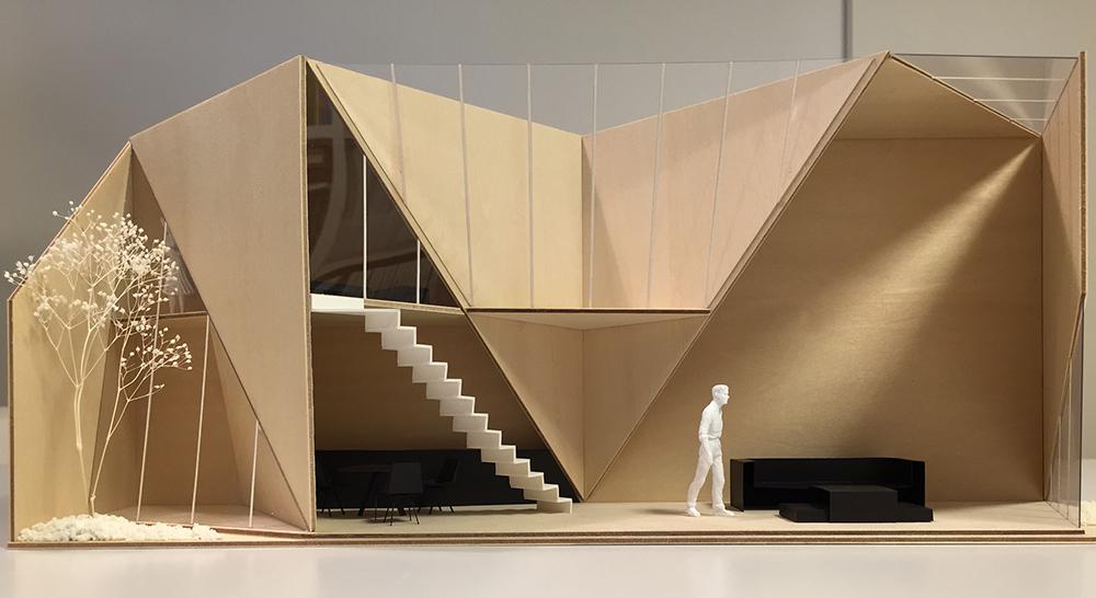 アルミの長屋|大阪の建築設計事務所|一級建築士事務所エヌアールエム