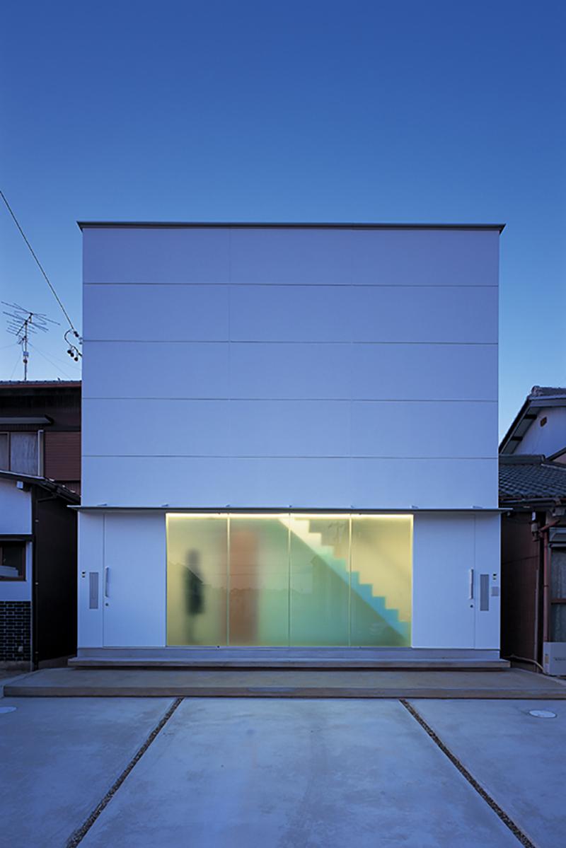 稲沢の家|二世帯住宅|一級建築士事務所エヌアールエム|建築家|愛知|東海
