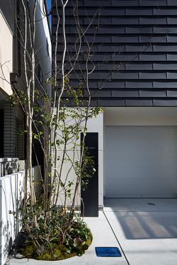 尼崎の家/狭小住宅/一級建築士事務所エヌアールエム/建築家