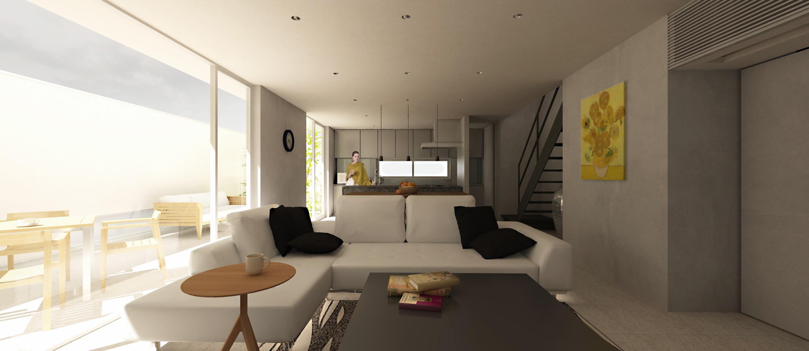 夙川の家2|大阪の建築設計事務所|一級建築士事務所エヌアールエム
