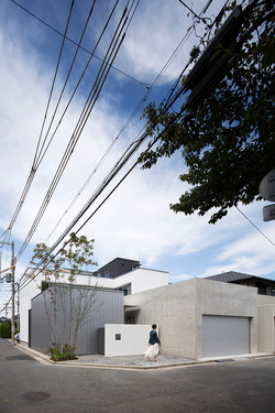 中百舌鳥の家 一級建築士事務所エヌアールエム 建築家 大阪 堺