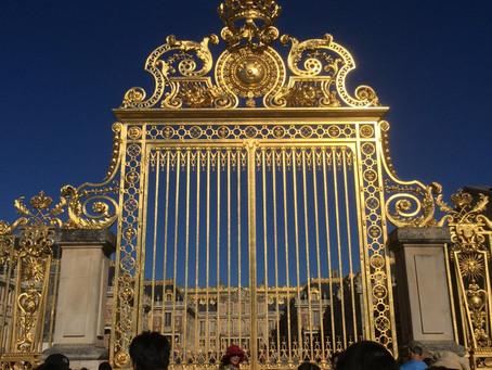 パリ旅行記 その7/ヴェルサイユ宮殿・サクレクール寺院