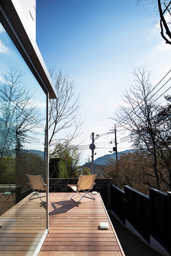 芦屋奥池の家|一級建築士事務所エヌアールエム|建築家|兵庫