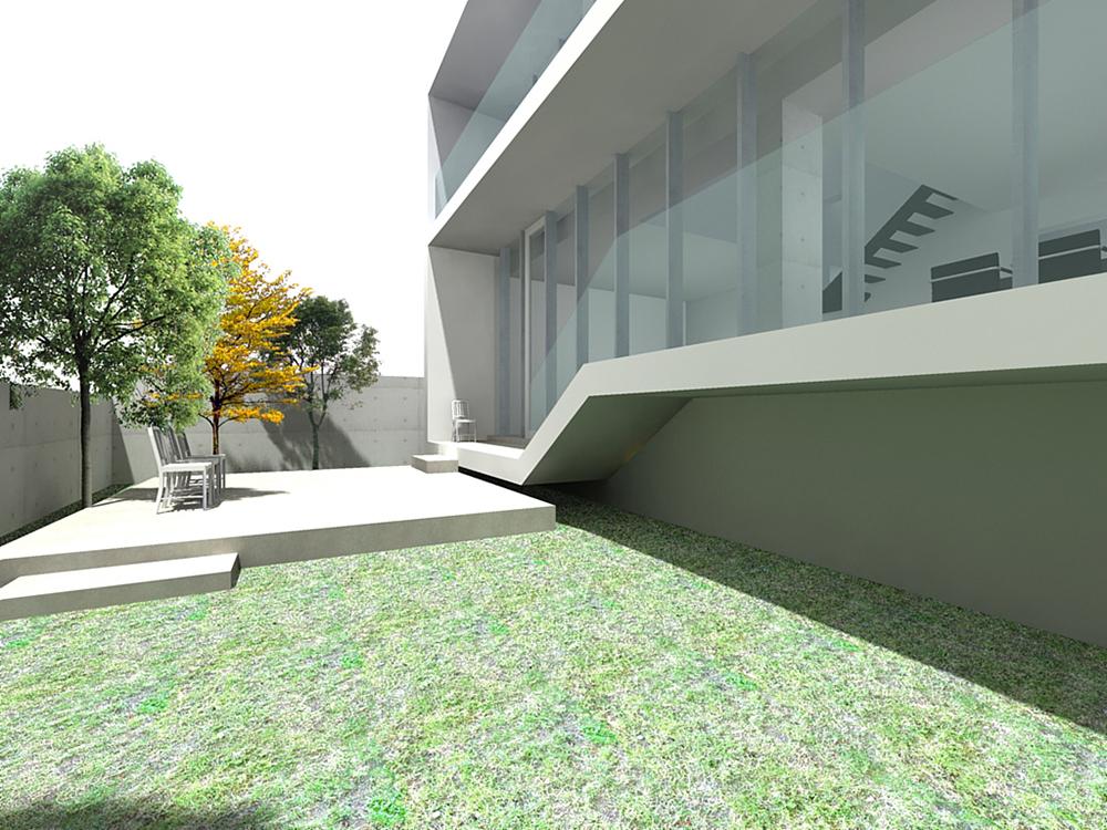 豊中の家|大阪の建築設計事務所|一級建築士事務所エヌアールエム