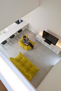 キッチン|堺の家2|一級建築士事務所エヌアールエム