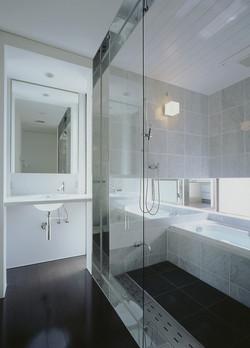 バス|サニタリー|白庭台の家|一級建築士事務所エヌアールエム