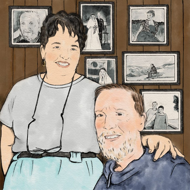 Shirley and Eugene Lemay