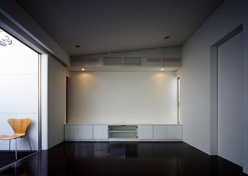 鶴橋の家|狭小住宅|一級建築士事務所エヌアールエム|建築家|大阪
