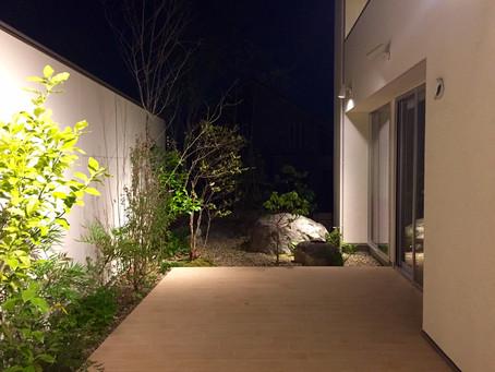 吹田の家~ライティング