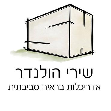 עיצוב לוגו שירי הולנדר