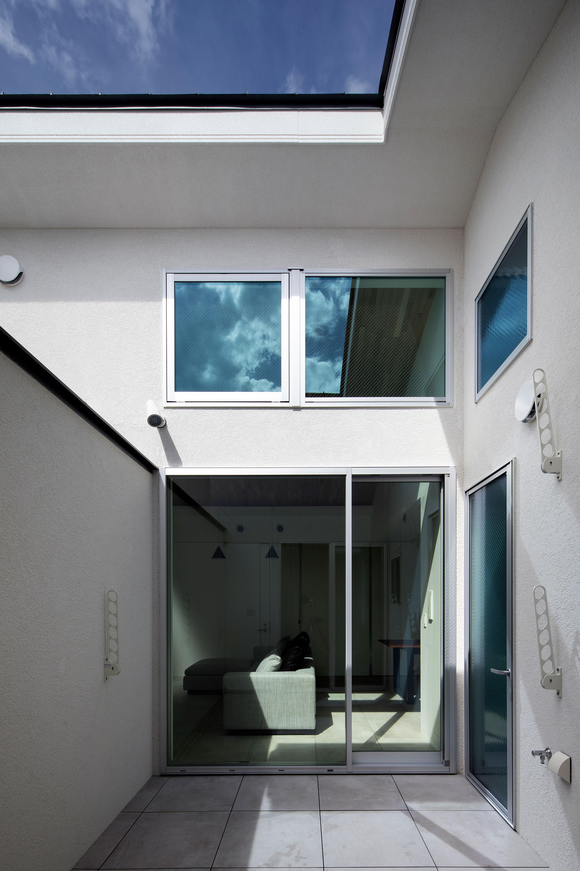 東大阪の二世帯住宅 一級建築士事務所エヌアールエム 建築家 大阪