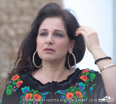 Rakefet Amsalem - singer and composer