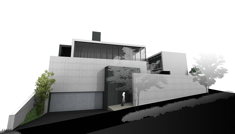 芦屋の家|大阪の設計事務所|一級建築士事務所エヌアールエム