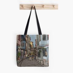 Balat Istanbul Tote Bag