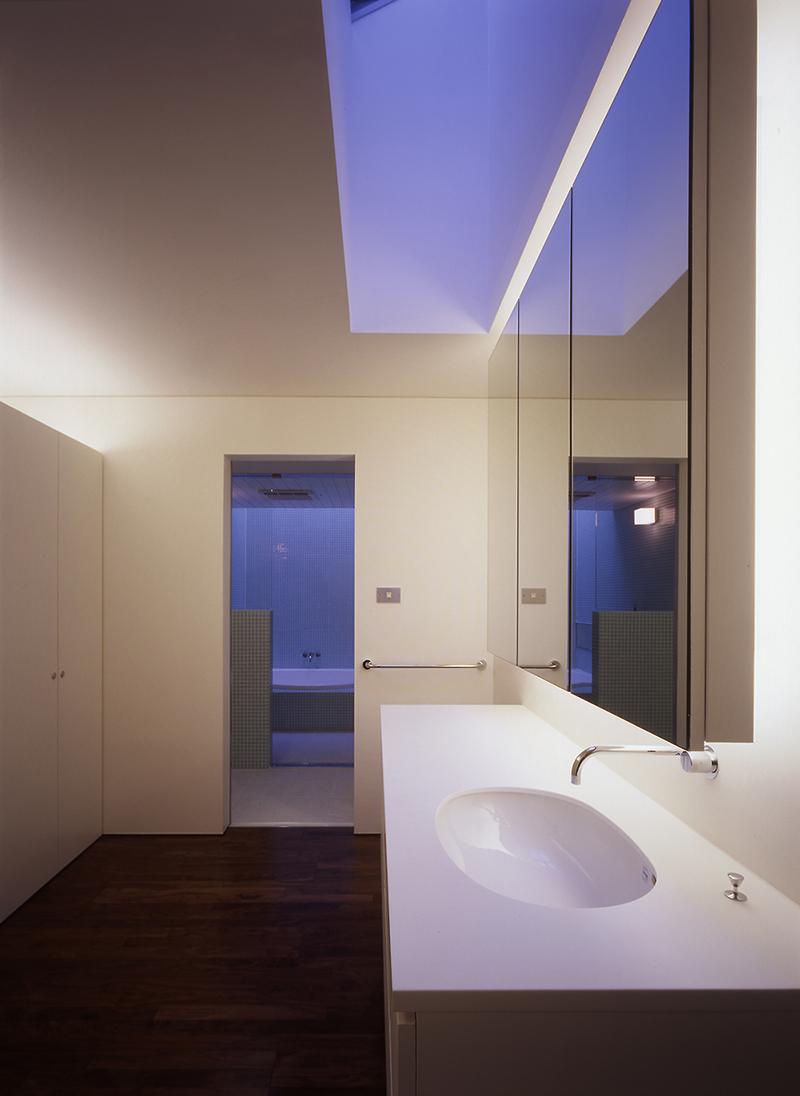 バス|サニタリー|姫島の家|一級建築士事務所エヌアールエム