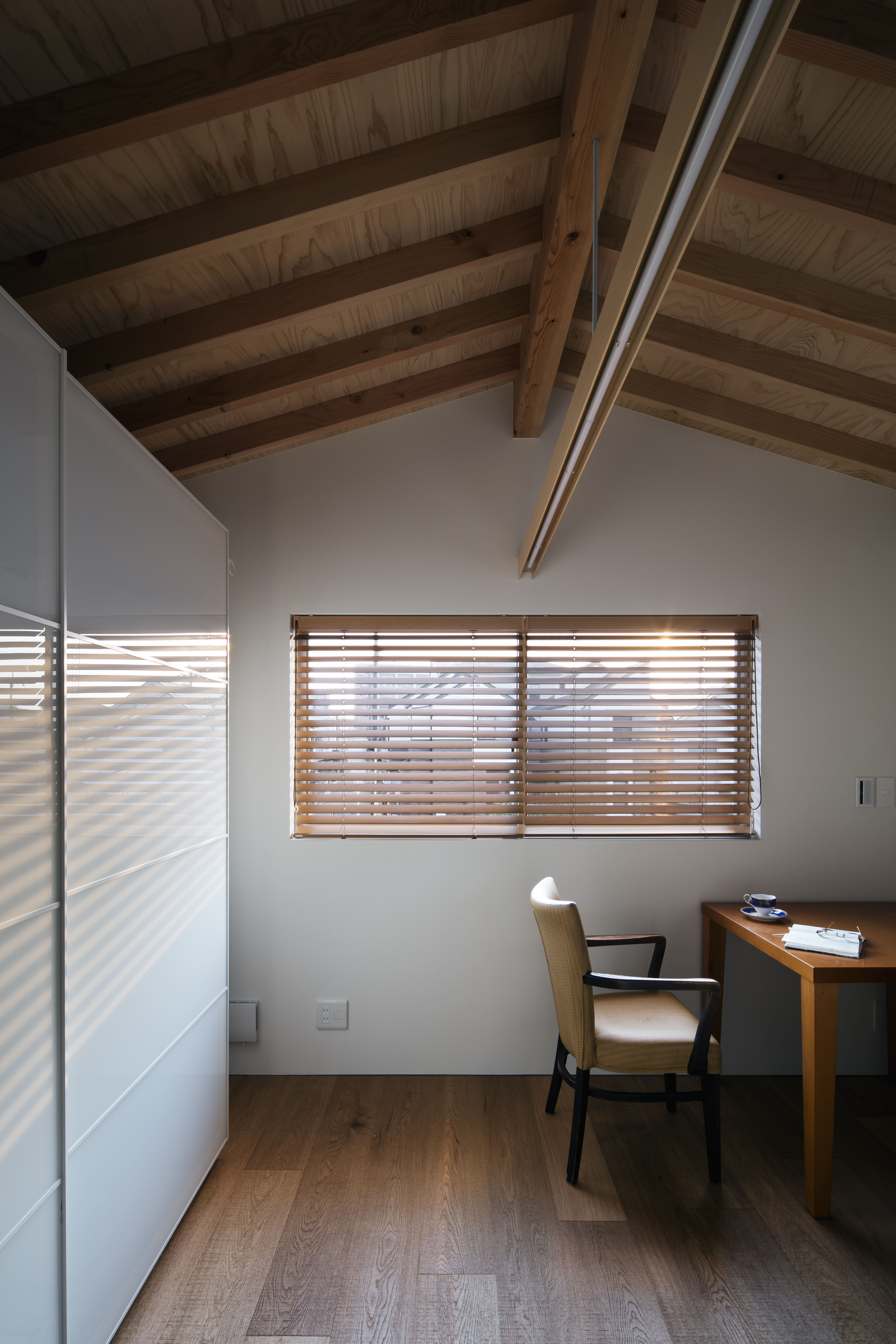 石橋の家 二世帯住宅 狭小住宅 一級建築士事務所エヌアールエム 大阪