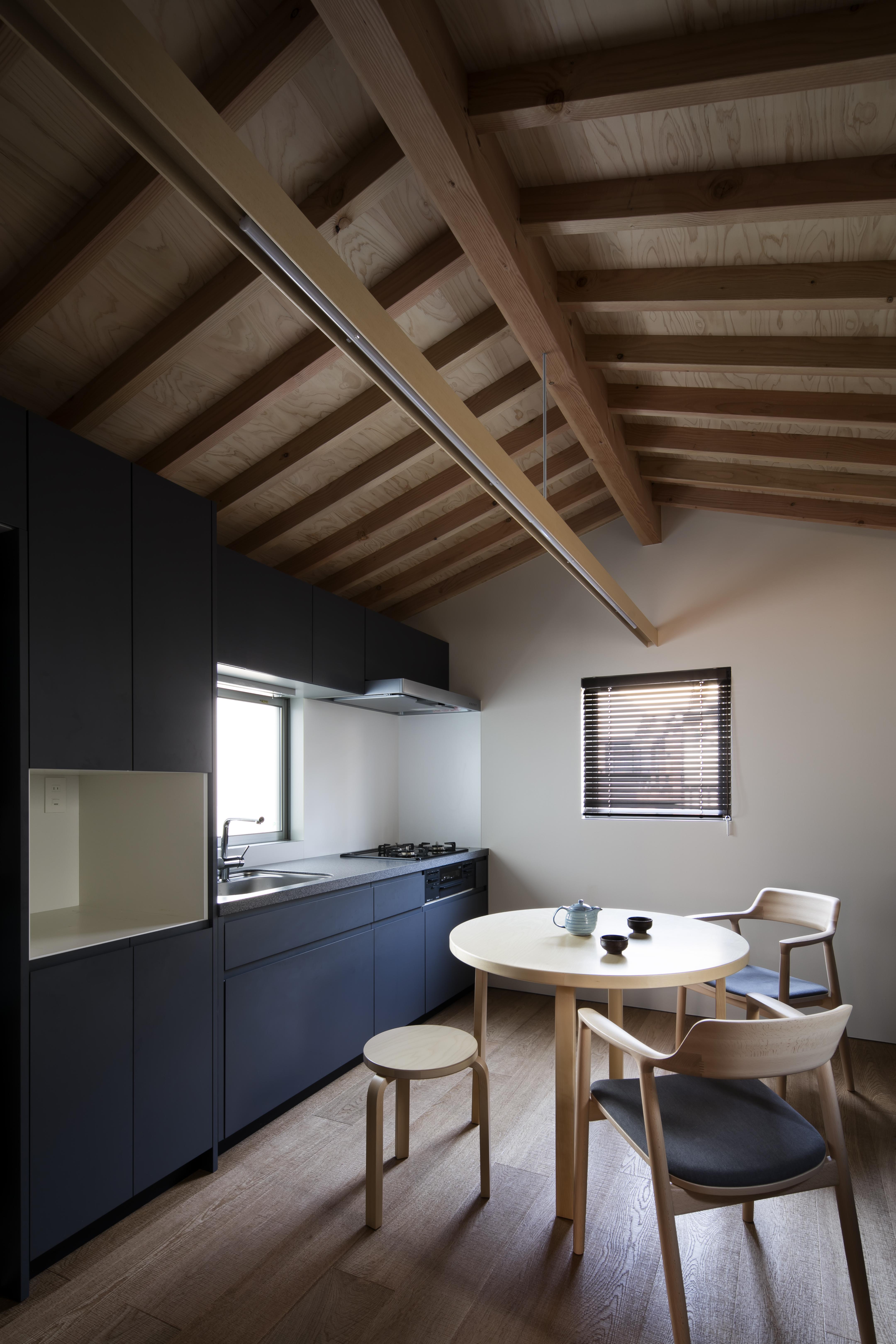石橋の家|二世帯住宅|狭小住宅|一級建築士事務所エヌアールエム|大阪