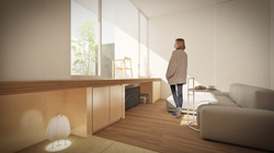 吹田の家2|大阪の建築設計事務所|一級建築士事務所エヌアールエム
