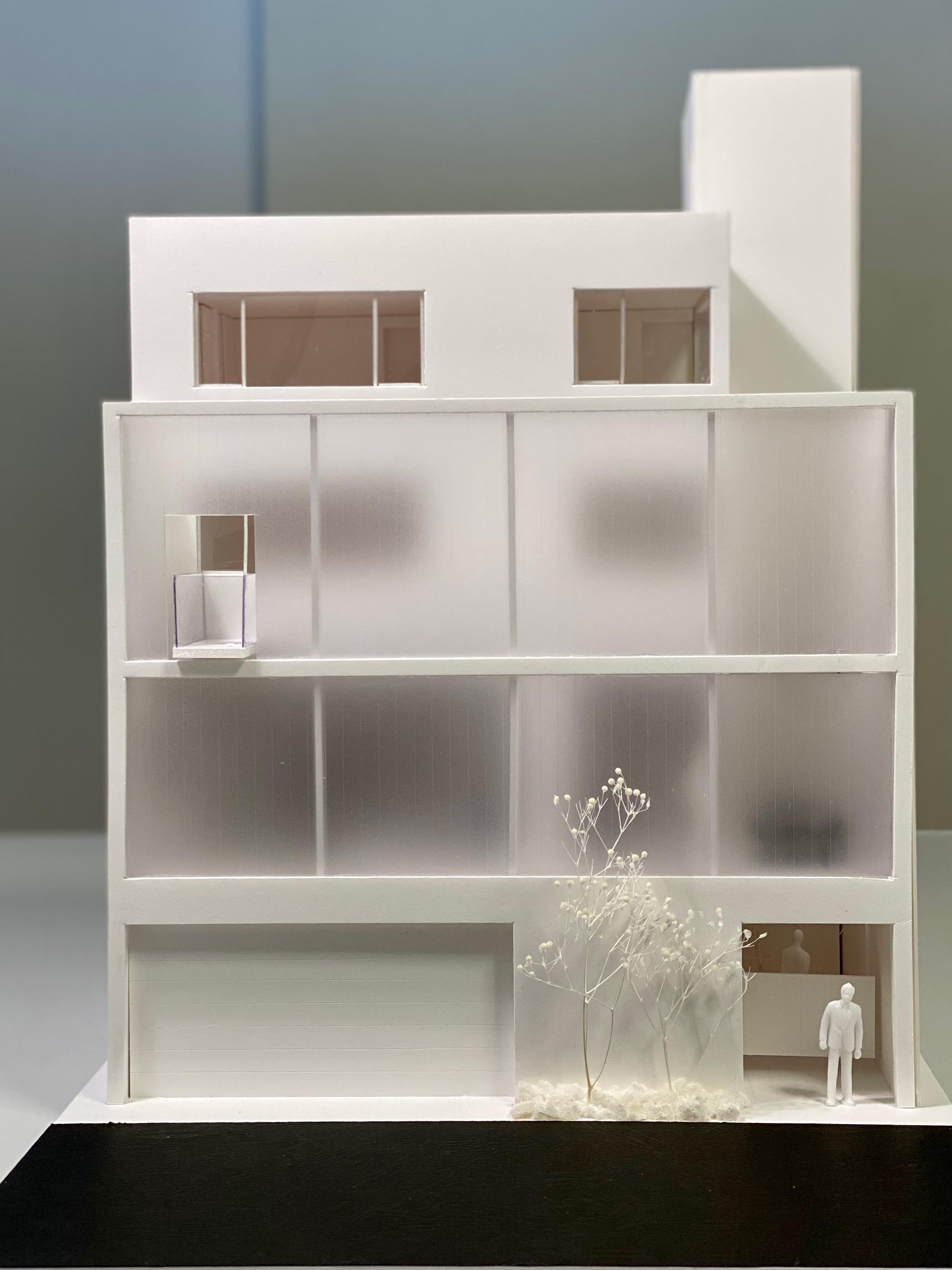 ウツボ公園の家|大阪の建築設計事務所|一級建築士事務所