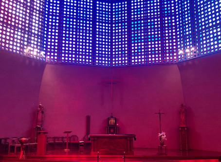 ザビエル教会の事