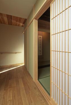 茨木の家|二世帯住宅|一級建築士事務所エヌアールエム|建築家|大阪