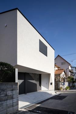豊中の家3 大阪の建築設計事務所 一級建築士事務所エヌアールエム
