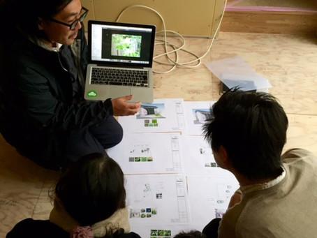 夙川の家~作庭計画