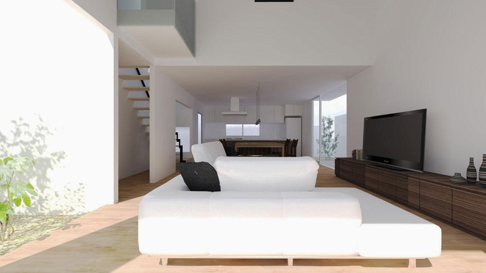 和泉市青葉台の家|大阪の建築設計事務所|一級建築士事務所エヌアールエム