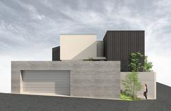 芦屋東山の家