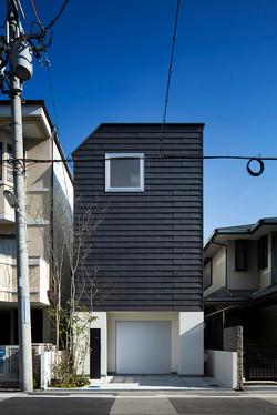 尼崎の家|狭小住宅|一級建築士事務所エヌアールエム|建築家|兵庫