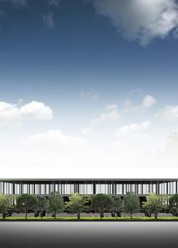 神戸ハーレーダヴィッドソンカフェ|一級建築士事務所エヌアールエム