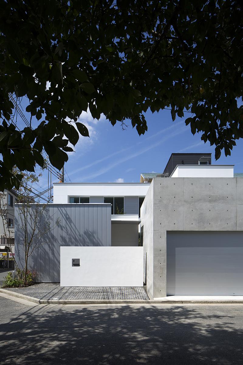 中百舌鳥の家|一級建築士事務所エヌアールエム|建築家|大阪|堺