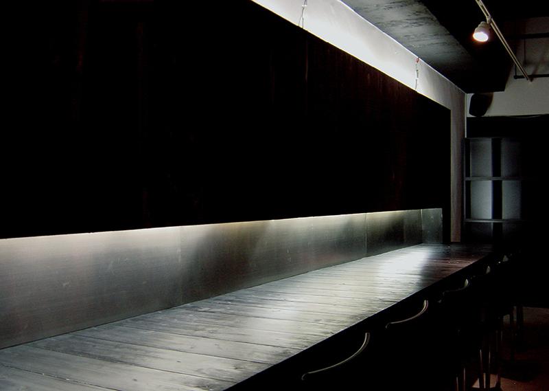 ダイニングバー|一級建築士事務所エヌアールエム|建築家|インテリア|店舗