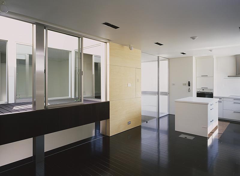 キッチン|東登美ヶ丘の家|一級建築士事務所エヌアールエム