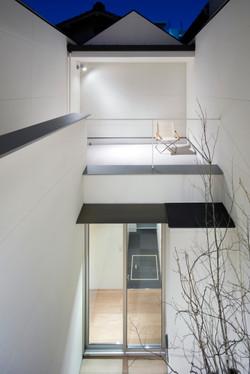 寺田町の家 増築 一級建築士事務所エヌアールエム 建築家 大阪