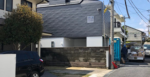 芦屋の家3 進捗状況
