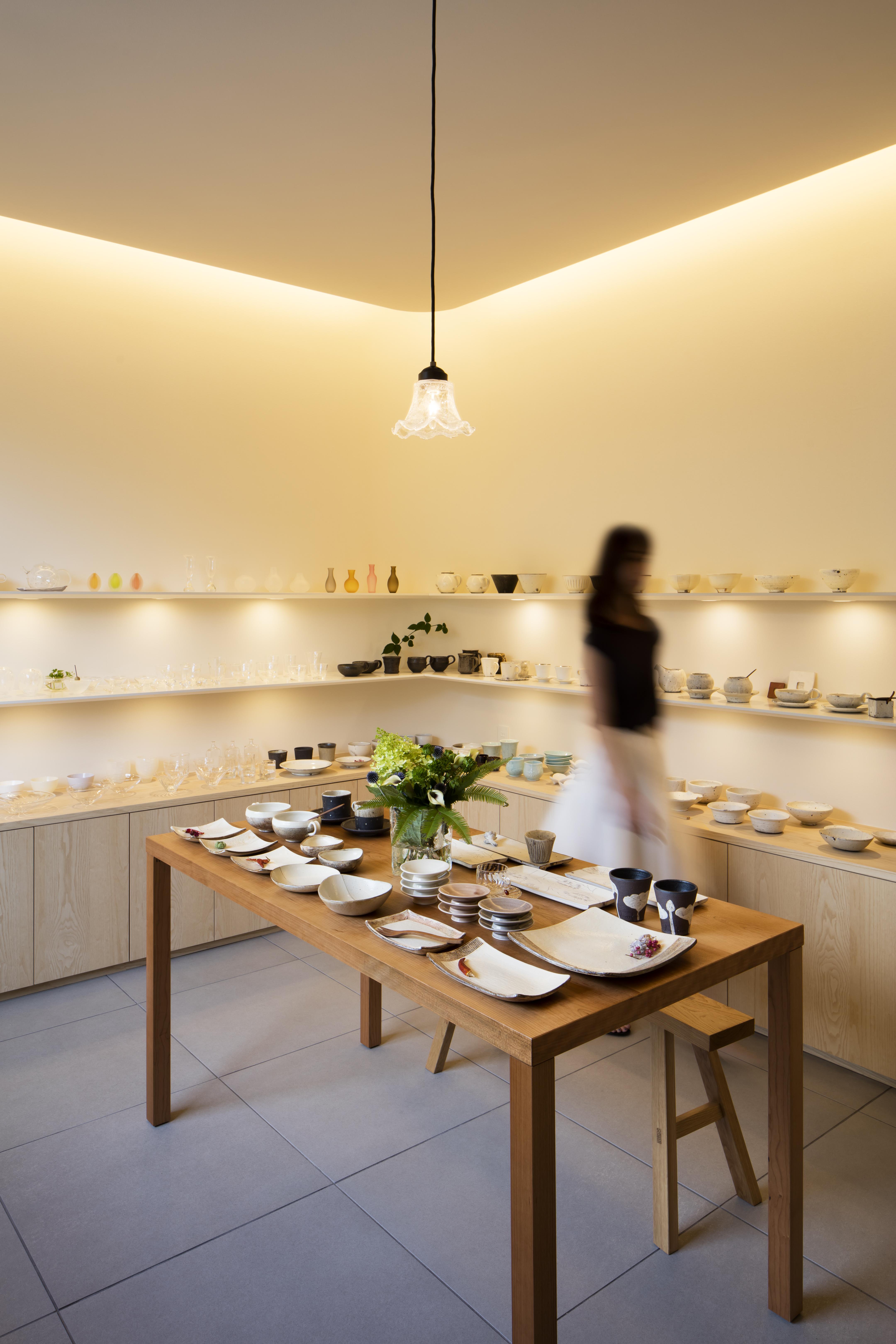 うつわと暮らしの雑貨店Mallow/一級建築士事務所エヌアールエム