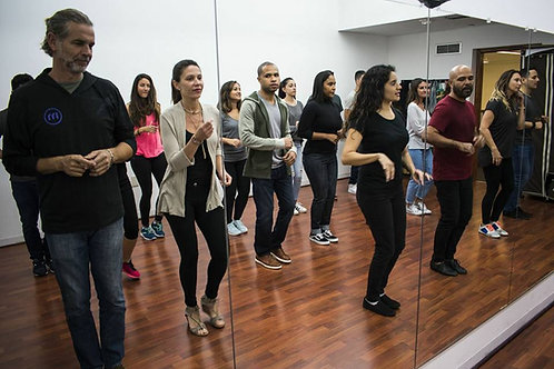 5 Group Salsa or Bachata Lesson for 2