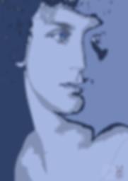 Roman portrait d'après photo