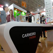 Carneiro Metais Feicon 2015