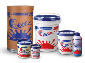 Conheça as tintas à base de água da Colordex