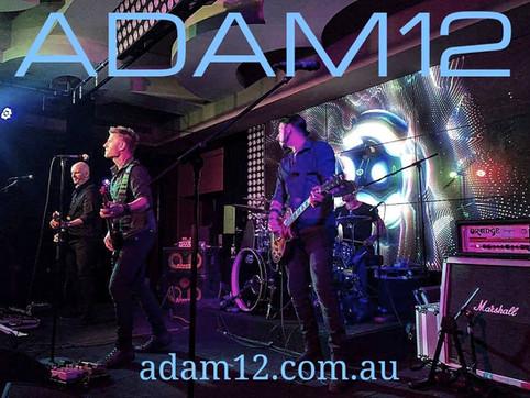 ADAM12 LIVE IN 2019