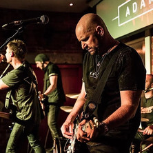 Adam12 live @ The Deck, Frankston 2020