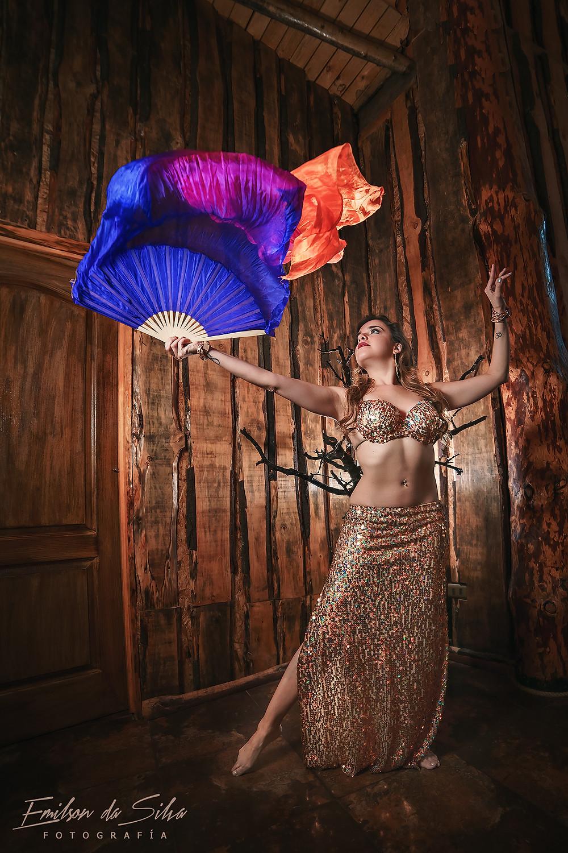 Danza Árabe Bellydance