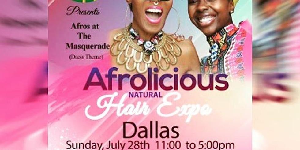 The AFROLICIOUS HAIR EXPO